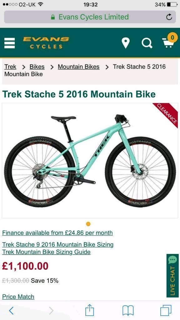 Trek Stache 5 - Custom 2016 Bike | in Milton Keynes, Buckinghamshire ...