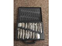 170 piece Cobalt drill bit set