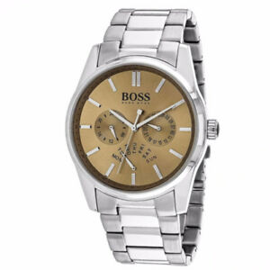 New in case with tag men's Hugo Boss Classic watch