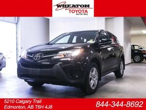2015 Toyota Rav4 LE, AWD, BLUETOOTH, POWER WINDOWS, POWER LOCKS