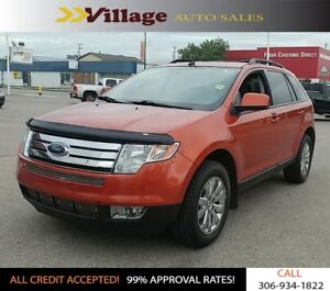 2008 Ford Edge SEL Power Front Seat, Heated Seats, Cd/Mp3 Pla...