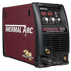 Thermal arc 211i  Mig,Tig,Stick welder