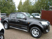 2013 Great Wall Steed 2.0TD 4X4 Chrome (13,000 Miles) No VAT