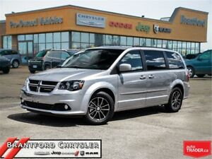 2016 Dodge Grand Caravan R/T~one Owner~Navigation~Leather~