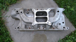 Weiland aluminum intake for 302/289