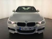 2014 BMW 330D M SPORT AUTO DIESEL SALOON 1 OWNER BMW SERVICE HISTORY FINANCE PX