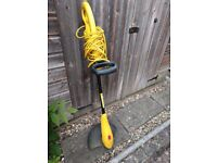 McCulloch Rex 500 electric corded grass strimmer