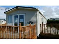 Static caravan for sale at Ocean Heights near New Quay