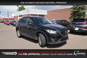 2015 Mazda CX-5 GS, AWD, HEATED SEATS, SUNROOF, BACKUP CAMERA