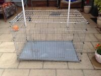 EXTRA LARGE DOG CAGE/GRATE
