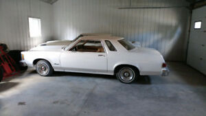 Beautiful 1977 Mercury Monarch