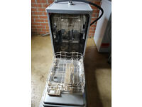 DISHWASHER Currys Essentials (slim) . A+ energy. Good condition. Light use.
