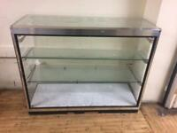 Shop display cabinet 120cmx60cmx 90cm