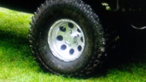 Wanted pro comp rim