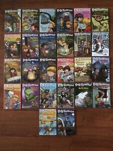 A To Z Mysteries WHOLE SERIES - 26 book set