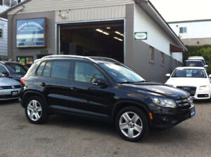 2013 Volkswagen Tiguan Highline/ Xenons/ FOR SALE