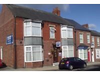 6 bedroom Guest House with owners accommodation in Bowburn, Durham