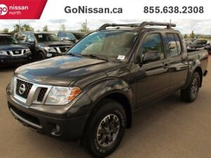 2014 Nissan Frontier LEATHER, NAVIGATION, SUNROOF!!