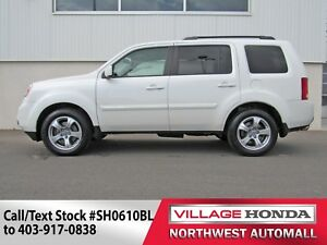 2013 Honda Pilot EX-L 4WD | Leather | Back-Up Cam |