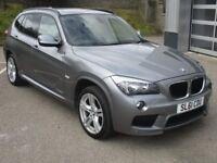 BMW X1 XDRIVE20D M SPORT (grey) 2011-09-05
