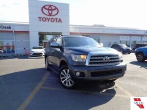 2008 Toyota Sequoia Limited CLEAN CARPROOF