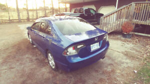 2007 Honda Civic (Selling because I bought a truck)