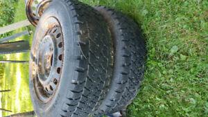 Pneus/tire (195/65/15)