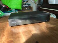 YouView Talktalk TV set-top box