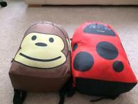 2 kids sleeping bags