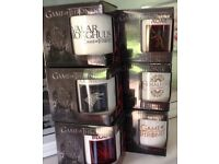 Set of 6 Brand New/ Boxed Game of Thrones Mugs