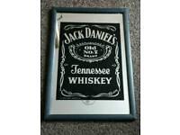 Jack Daniel's Mirror