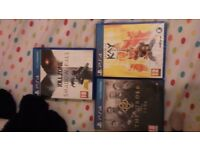Ps4 games bundle £25 for all 3