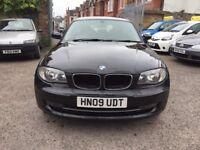 BMW 1 Series 2.0 116d Sport 3dr£4,295 2009 (09 reg), Hatchback
