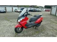 Aprilia Atlantic 125cc 2003 scooter moped