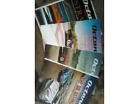 30 Octane Motoring magazines 50p each