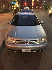 2007 Volkswagen Golf City ***LOW KM***