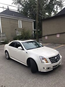 2012 CADILLAC CTS AWD, 3.6 L  ONLY 71,000 KMS