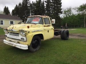 Wanted 1958 Chev Viking Truck
