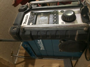 Makita Job Radio