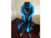 Selling E-Blue Auroza PC Gaming Chair Blue