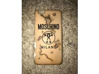 Genuine iPhone 6s Plus Moschino Case