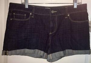 PAIGE Jimmy Jimmy  Shorts in Dean Blue sz 31 NEW