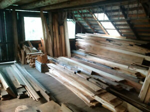 LUMBER WOOD BARN BOARD BEAM COLLECTION