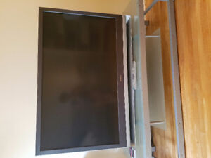 48 inch Sony TV with stand