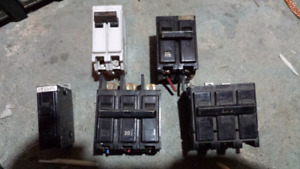 Circuit Breakers all sizes