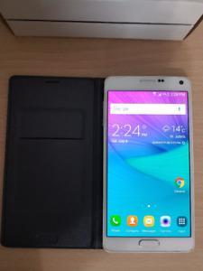 Samsung Galaxy Note 4 32GB w/ Case (Telus/Koodo)