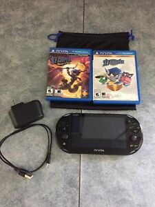 LIKE NEW! PS VITA SLIM