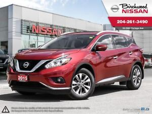 2015 Nissan Murano SL Immaculate Coniditon - Like NEW