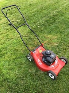 Rally Briggs & Stratton Lawn Mower $120