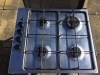 4 burner stainless steel Gas hob